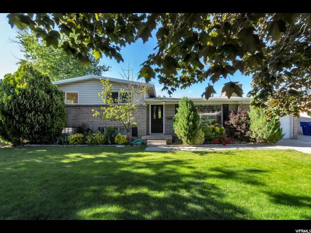 2237 E 7150 S, Cottonwood Heights, UT 84121 (#1610879) :: Red Sign Team