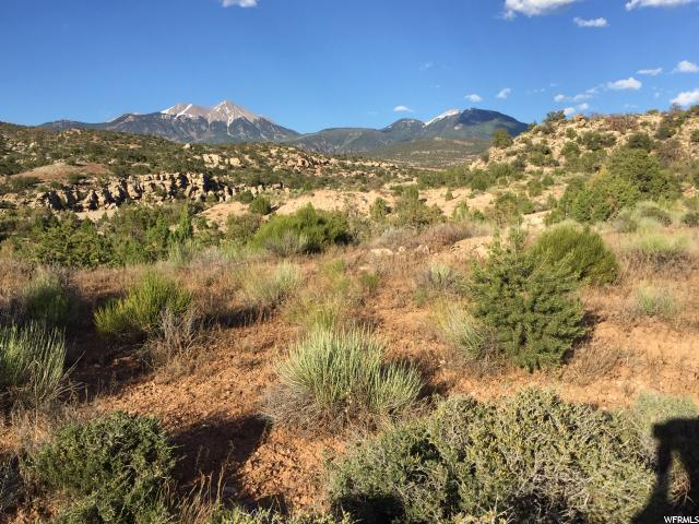 182 E Pole Canyon Rd5, Moab, UT 84532 (MLS #1610910) :: High Country Properties
