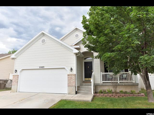 11685 S Clintwood Dr W, Draper, UT 84020 (#1610922) :: Red Sign Team