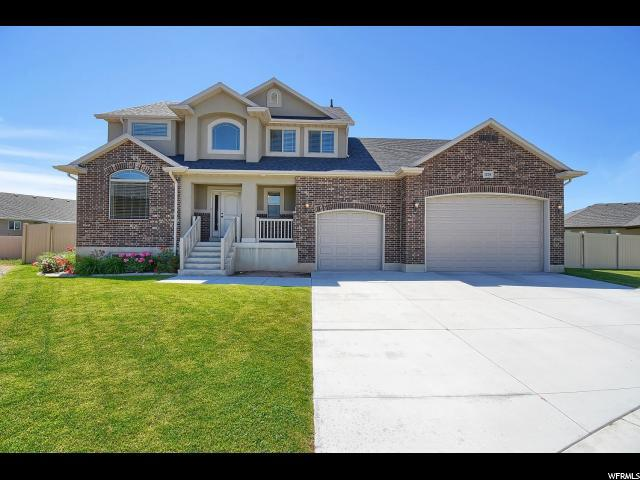1158 S 1375 W, Clearfield, UT 84015 (#1610930) :: Red Sign Team
