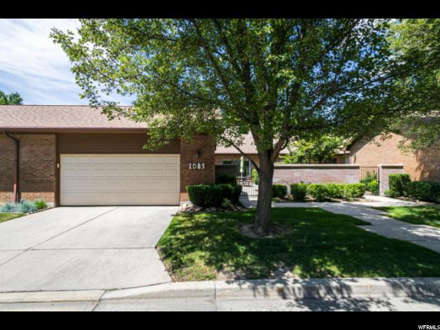 1085 E 6165 S #33, Murray, UT 84121 (#1610965) :: Bustos Real Estate | Keller Williams Utah Realtors