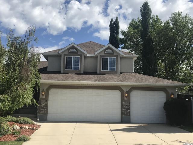 1891 E Ashley Ridge Rd S, Sandy, UT 84092 (#1610977) :: Bustos Real Estate | Keller Williams Utah Realtors