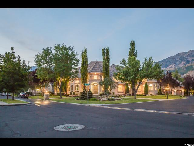 3434 N Cottonwood Ln N, Provo, UT 84604 (#1610985) :: The Fields Team