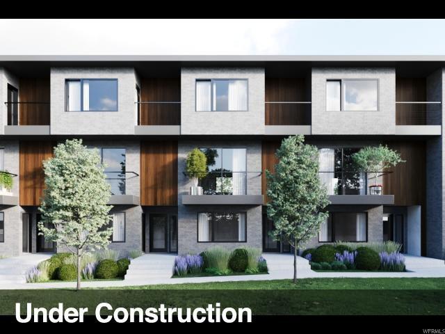 327 S 700 E #2, Salt Lake City, UT 84111 (#1611001) :: Colemere Realty Associates