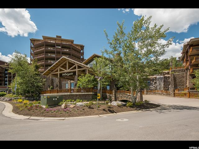 3000 Canyons Resort Dr #4912, Park City, UT 84098 (MLS #1611002) :: High Country Properties