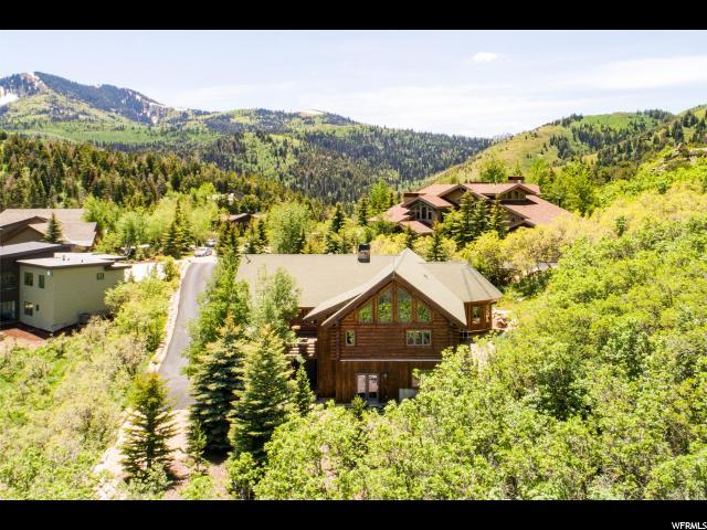 6874 Saddle Ct, Snyderville, UT 84098 (MLS #1611004) :: High Country Properties