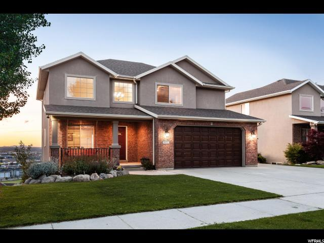 14312 S Selina Ln E, Draper, UT 84020 (#1611007) :: Bustos Real Estate | Keller Williams Utah Realtors