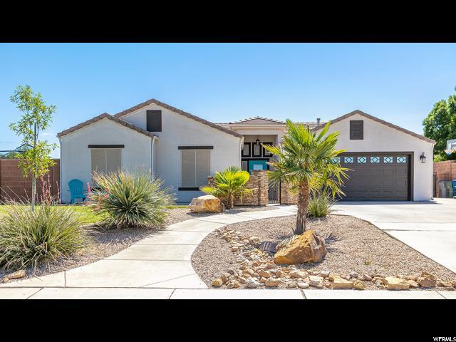 2811 S 2350 E, St. George, UT 84790 (#1611036) :: Red Sign Team