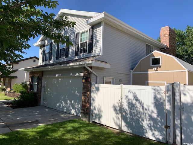 12034 S Woodridge Rd, Sandy, UT 84094 (#1611040) :: Bustos Real Estate | Keller Williams Utah Realtors
