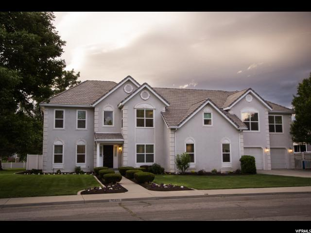 282 W 4100 N, Provo, UT 84604 (#1611055) :: The Fields Team