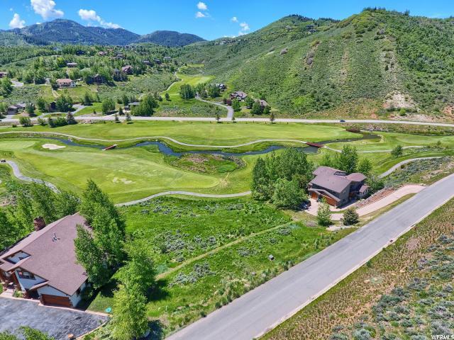 3599 Daybreaker Dr, Park City, UT 84098 (#1611064) :: Bustos Real Estate | Keller Williams Utah Realtors