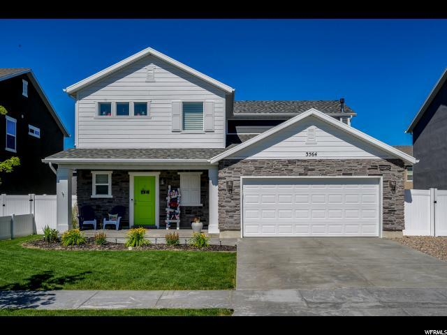 3564 S Clearwater Way, Syracuse, UT 84075 (#1611066) :: Red Sign Team