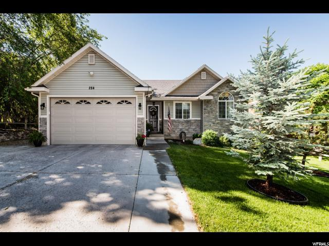 284 E 700 S, River Heights, UT 84321 (#1611079) :: RE/MAX Equity