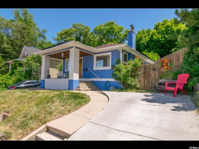 422 Quince St, Salt Lake City, UT 84103 (#1611080) :: Colemere Realty Associates