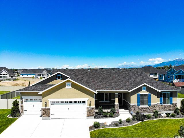 842 W Roan Way S, Kaysville, UT 84037 (#1611087) :: RE/MAX Equity