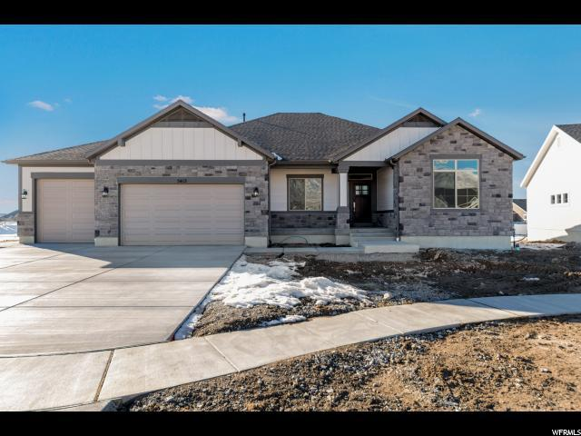 817 S 1600 W, Stansbury Park, UT 84074 (#1611097) :: Red Sign Team