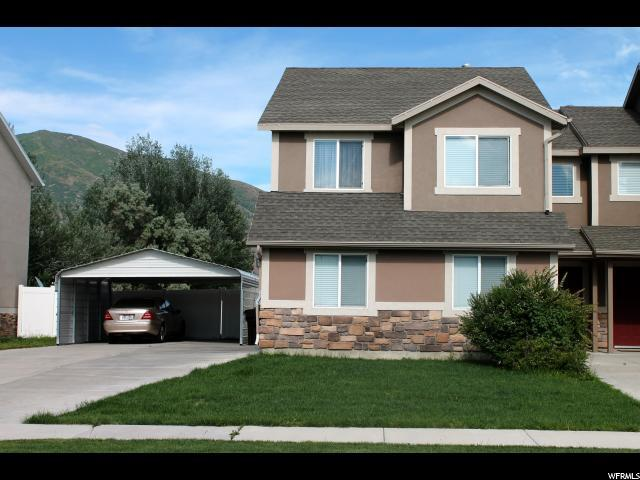 129 S 1100 W, Springville, UT 84663 (#1611124) :: Red Sign Team