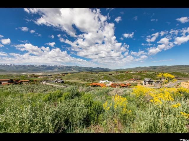 3622 Central Pacific Trl, Park City, UT 84098 (MLS #1611178) :: High Country Properties