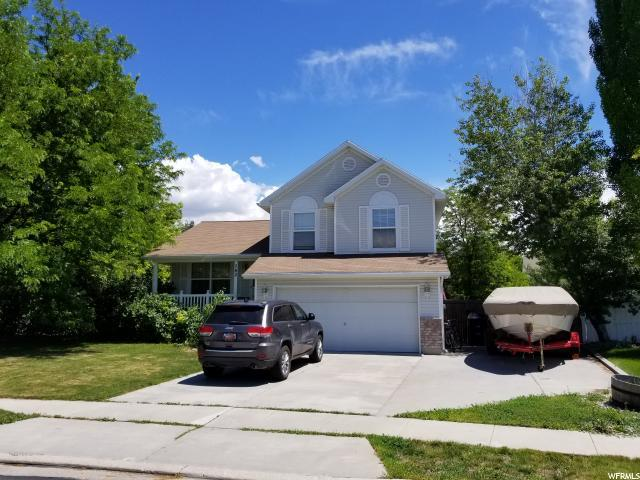 782 Country Club Clb, Stansbury Park, UT 84074 (#1611183) :: RE/MAX Equity