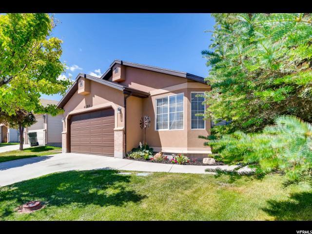 6782 S Empress Ln, West Jordan, UT 84084 (#1611198) :: Bustos Real Estate   Keller Williams Utah Realtors
