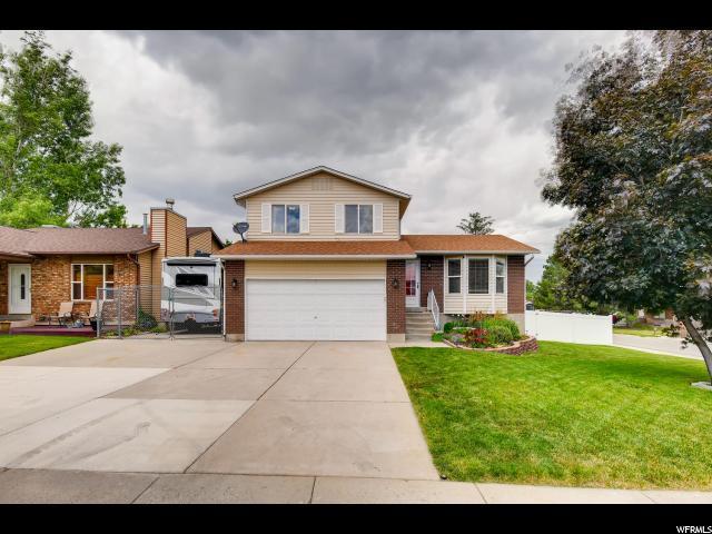 5544 W Golden Gate Cir, West Jordan, UT 84081 (#1611207) :: Bustos Real Estate   Keller Williams Utah Realtors