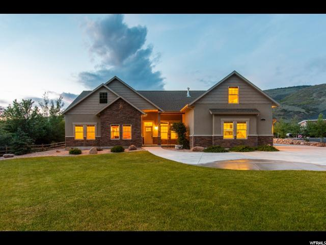651 E 350 S, Kamas, UT 84036 (#1611214) :: RE/MAX Equity