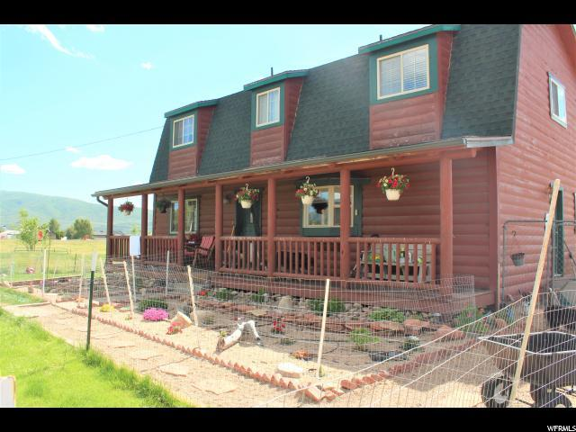 970 S 2400 E, Heber City, UT 84032 (#1611250) :: Colemere Realty Associates