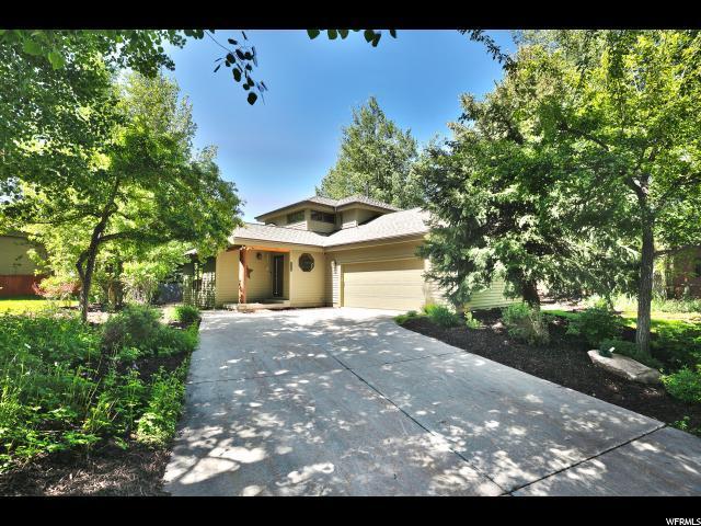 2704 Meadow Creek Ct #46, Park City, UT 84060 (#1611251) :: Colemere Realty Associates