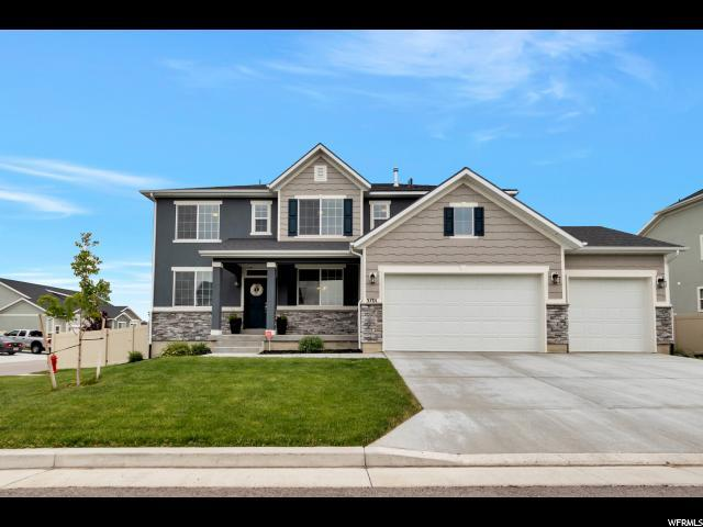 5701 W Yukon River Ln S, Herriman, UT 84096 (#1611265) :: Bustos Real Estate   Keller Williams Utah Realtors