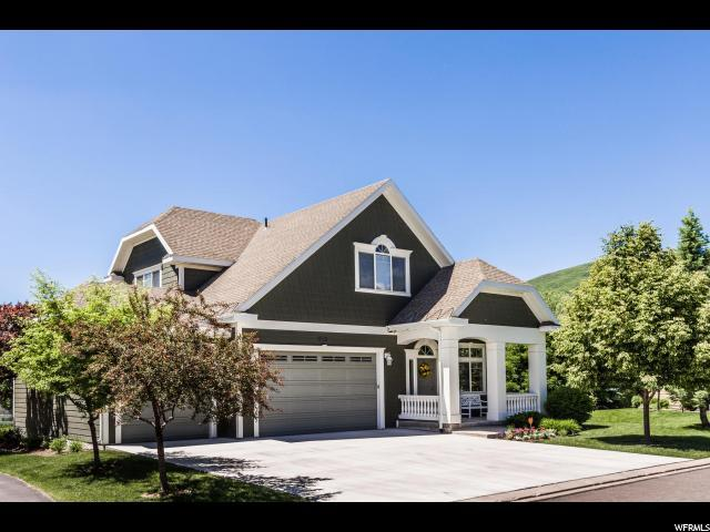 759 N Double Eagle Dr, Midway, UT 84049 (MLS #1611267) :: High Country Properties