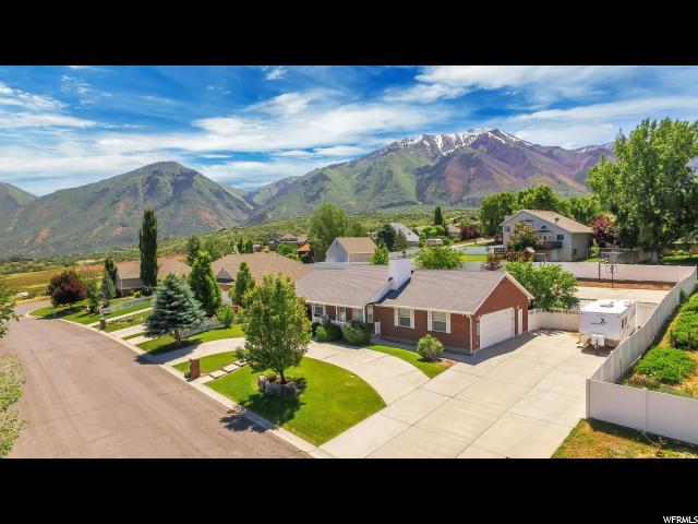 348 E Ama Fille Ln, Payson, UT 84651 (#1611280) :: Red Sign Team