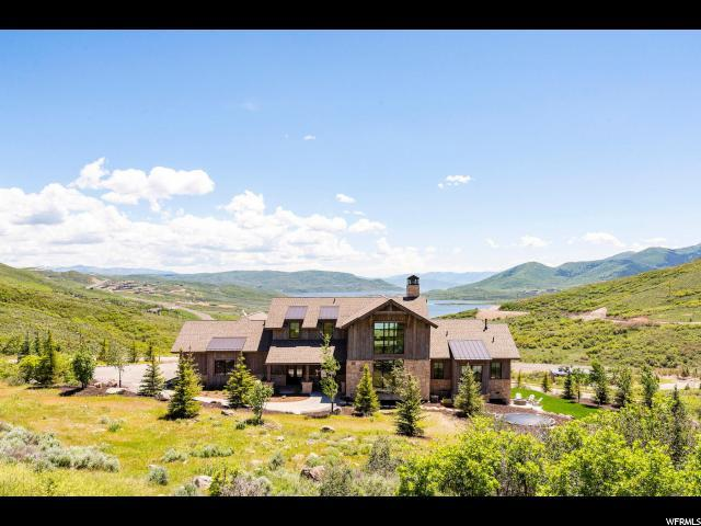 13501 N Deer Canyon Dr, Kamas, UT 84036 (MLS #1611290) :: High Country Properties
