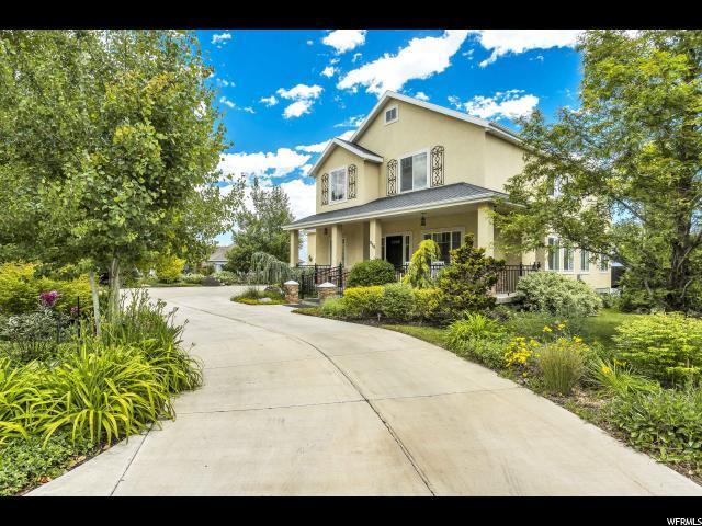 858 S Island Rd, Saratoga Springs, UT 84045 (MLS #1611369) :: Lawson Real Estate Team - Engel & Völkers