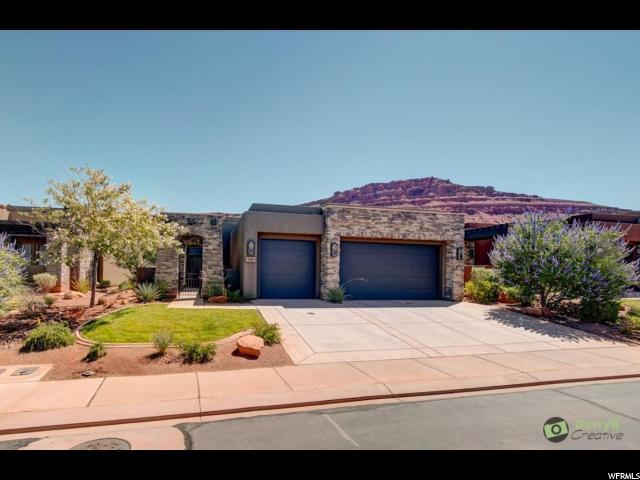 2139 W Cougar Rock #150, St. George, UT 84770 (#1611374) :: RE/MAX Equity