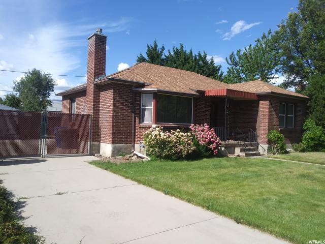 1751 E Gregson Ave S, Salt Lake City, UT 84106 (#1611437) :: Red Sign Team