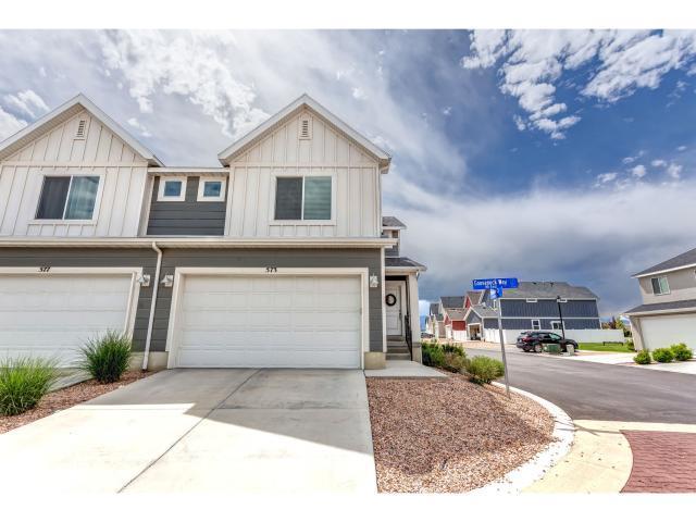 573 S Gooseneck Way, Saratoga Springs, UT 84045 (#1611445) :: RE/MAX Equity