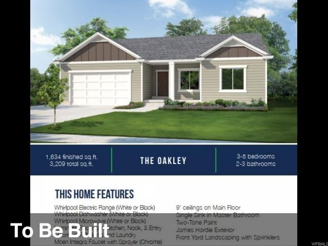 4487 W Thorley Dr S #58, Herriman, UT 84096 (#1611454) :: Bustos Real Estate   Keller Williams Utah Realtors