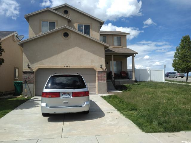 4944 W Badger Ln, Riverton, UT 84096 (#1611480) :: The Fields Team