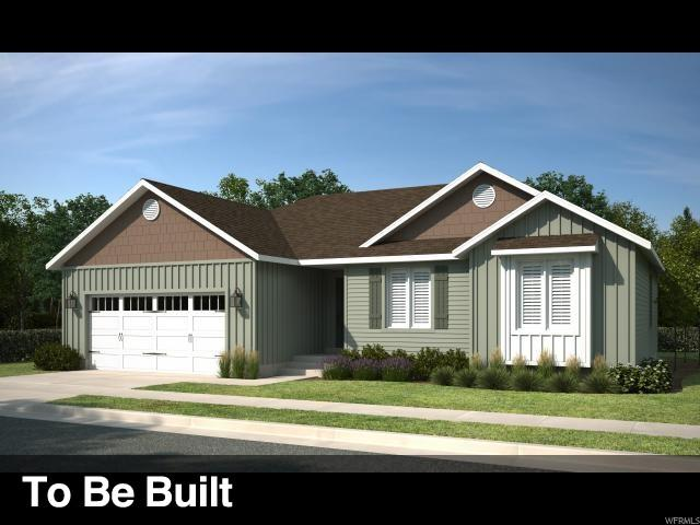 205 W Williams Ln S, Grantsville, UT 84029 (#1611485) :: Red Sign Team