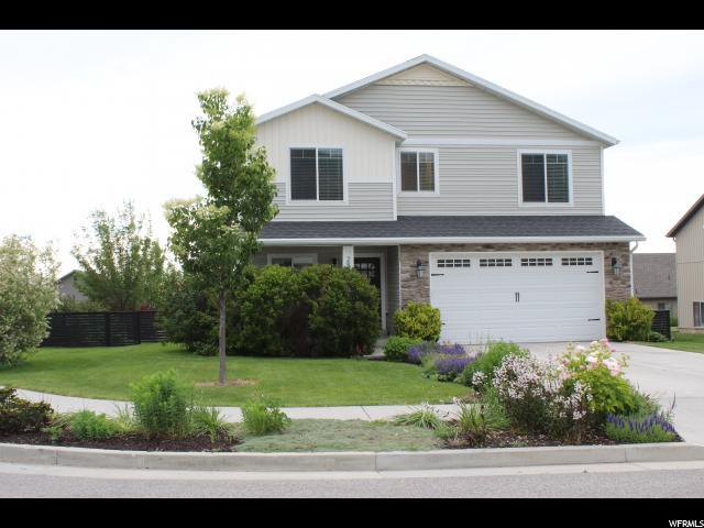 2871 N Daines Way, North Logan, UT 84341 (#1611514) :: The Fields Team