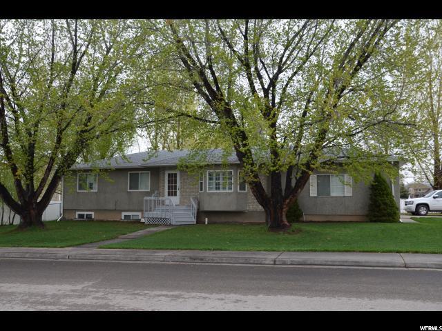 1135 W 1580 S, Vernal, UT 84078 (#1611516) :: Bustos Real Estate | Keller Williams Utah Realtors