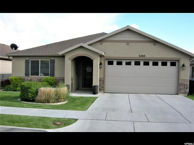3483 W 3050 N, Plain City, UT 84404 (#1611526) :: RE/MAX Equity
