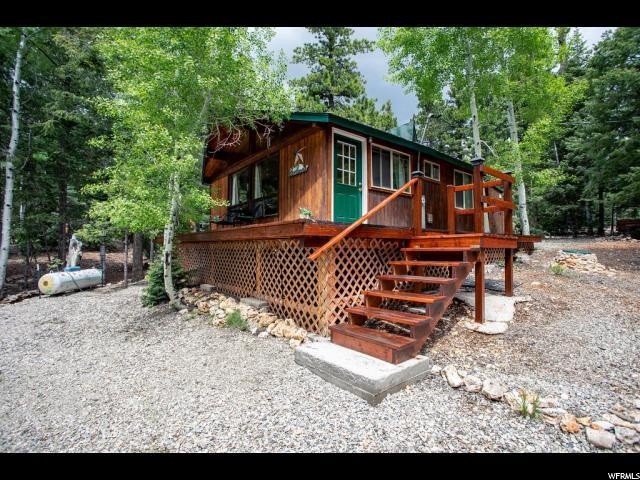 735 E Whispering Dr, Duck Creek Village, UT 84762 (#1611536) :: The Fields Team