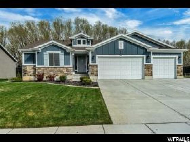 78 W Country Boy Dr, North Ogden, UT 84404 (#1611540) :: RE/MAX Equity