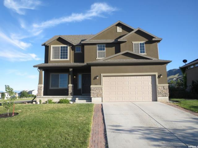 341 W Fox Hollow Dr, Saratoga Springs, UT 84045 (#1611548) :: RE/MAX Equity
