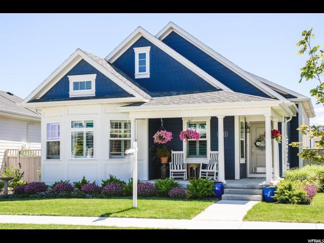 10523 S Redknife W, South Jordan, UT 84009 (#1611553) :: Bustos Real Estate   Keller Williams Utah Realtors