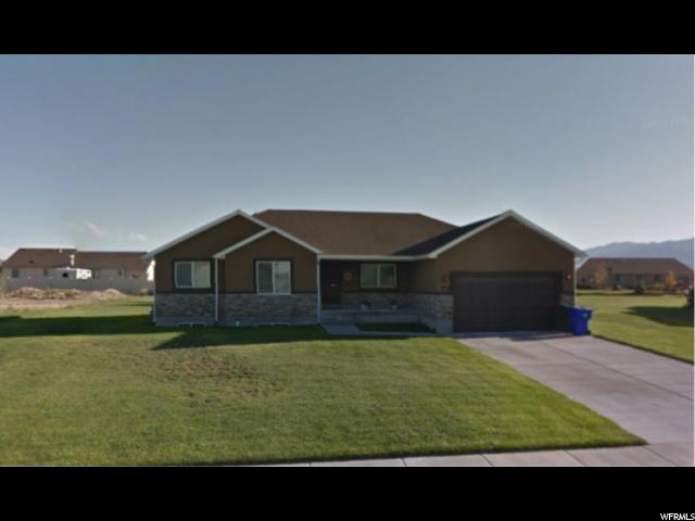 832 E Deep Wash Rd S, Grantsville, UT 84029 (#1611557) :: RE/MAX Equity