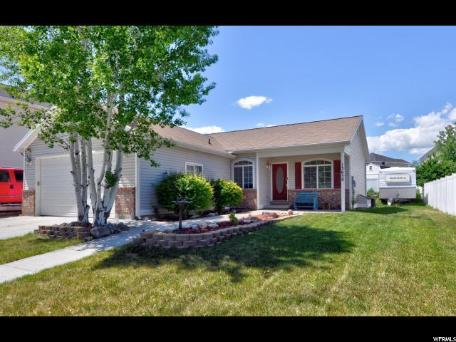 13650 Artistry Ln, Herriman, UT 84065 (#1611562) :: Bustos Real Estate   Keller Williams Utah Realtors