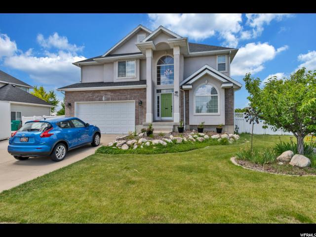 3912 S Formby Dr W, Syracuse, UT 84075 (#1611564) :: RE/MAX Equity