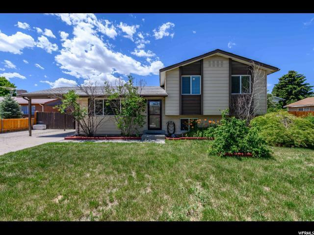 3683 W Toulouse St S, West Valley City, UT 84120 (#1611577) :: Bustos Real Estate | Keller Williams Utah Realtors